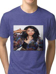 Rapper M.I.A. Tri-blend T-Shirt