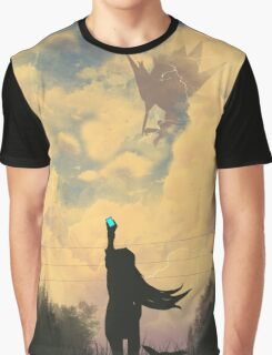 Instinct Graphic T-Shirt