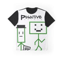 Primitive Shirts - Cop and Robber Graphic T-Shirt