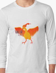 Pokemon GO - Team Red / Team Valor Long Sleeve T-Shirt