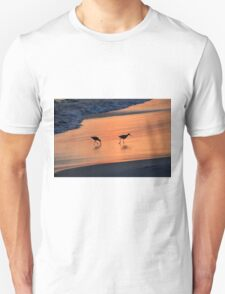 """Beach Couple"" Unisex T-Shirt"