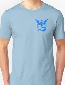 Pokemon Go | Team Mystic | Black Background | Small | New! | High Quality! Unisex T-Shirt