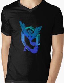 Voxel Mystic Mens V-Neck T-Shirt