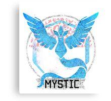 pokemon go team mystic Canvas Print