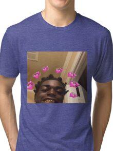 Kodak Black Hearts Tri-blend T-Shirt