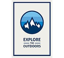 Explore the Outdoors (2nd Edition) Photographic Print