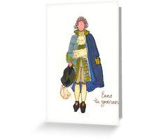 The Kingdom - Governor 2 Greeting Card