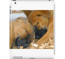 Sleeping Puppy's iPad Case/Skin