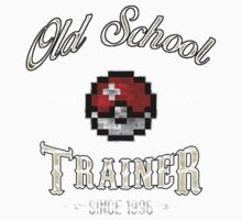 Old school Trainer Kids Tee