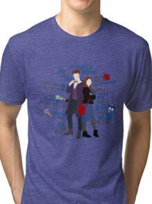 Eleven and Clara Tri-blend T-Shirt