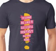 Broad City Successful Artist Unisex T-Shirt