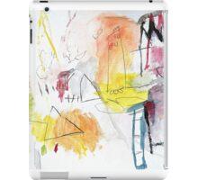 Summer Water Color Fantasy iPad Case/Skin
