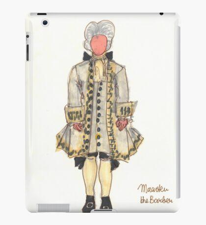 The Kingdom - Barber 1 iPad Case/Skin