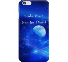 Make it so iPhone Case/Skin