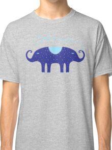 Cosmic Elephant  Classic T-Shirt