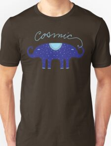 Cosmic Elephant  T-Shirt