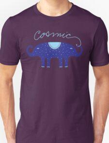 Cosmic Elephant  T-Shirt