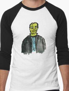 The Monster Men's Baseball ¾ T-Shirt