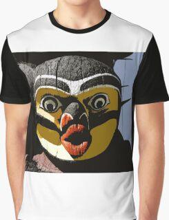 Bird man Graphic T-Shirt