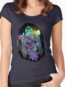 Shantae Cackle Tower Women's Fitted Scoop T-Shirt
