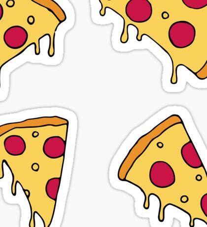 Pizza slices Sticker