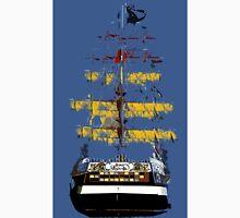 The ship Jose Gasparilla Unisex T-Shirt