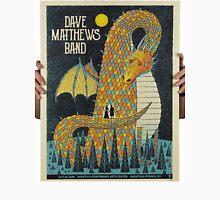 Dave Matthews, Saratoga Performing Arts Center, Saratoga Springs, NY Unisex T-Shirt