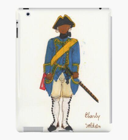 The Kingdom - Soldier Charlie1 iPad Case/Skin