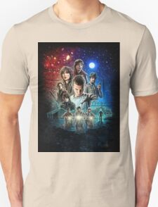 Stranger Things (old poster) Unisex T-Shirt