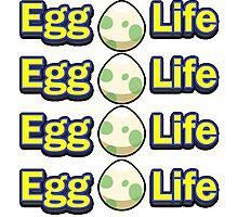 Pokémon Egg Life Photographic Print