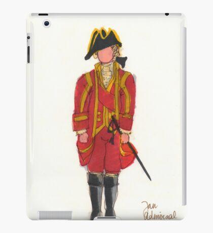 The Kingdom - Admiral Jan iPad Case/Skin