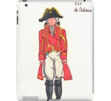 The Kingdom - Admiral Jan 2 iPad Case/Skin