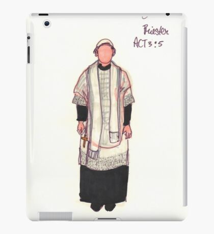 The Kingdom - Priest 1 iPad Case/Skin