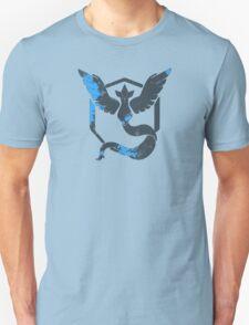 Pokemon GO: Team Mystic Design II (Team Blue) Unisex T-Shirt