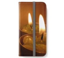 Four Flames iPhone Wallet/Case/Skin