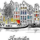 Amsterdam by kavalenkava