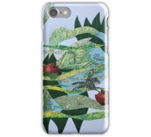 West of Poland (Maine) iPhone Case/Skin