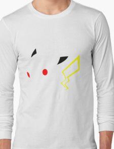 pikachu Long Sleeve T-Shirt