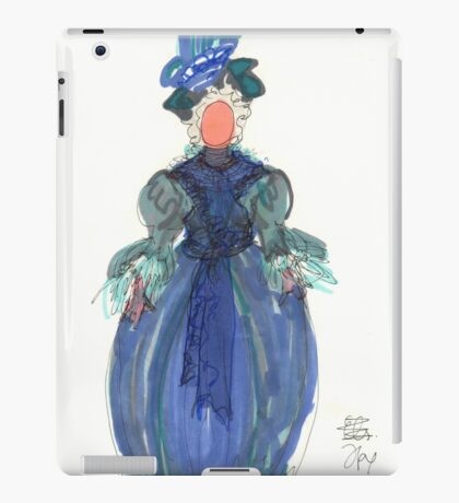 The Kingdom - Ypy iPad Case/Skin