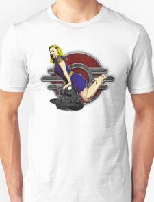 atomic bombshell Unisex T-Shirt