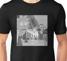 Straight Outta C-137 Unisex T-Shirt