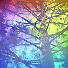 Rainbow Tree by Janet Antepara