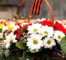 Flower Day Sticker