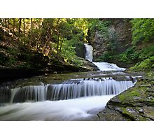 Deckertown Falls, Village of Montour Falls, New York Photographic Print