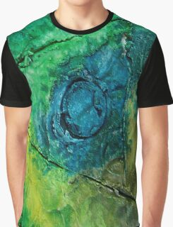 Mixed media 03 by rafi talby Graphic T-Shirt