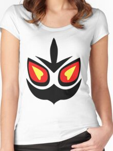 Arbok Women's Fitted Scoop T-Shirt