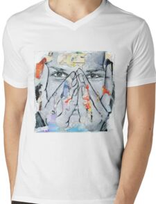 I Thought I Was Different Mens V-Neck T-Shirt