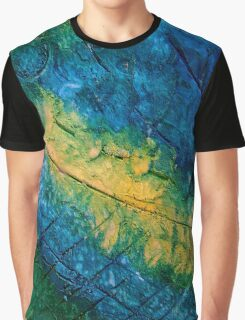 Mixed media 05 by rafi talby Graphic T-Shirt