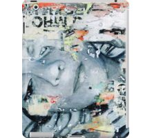 We were close once iPad Case/Skin