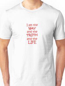 John 14:6 Unisex T-Shirt